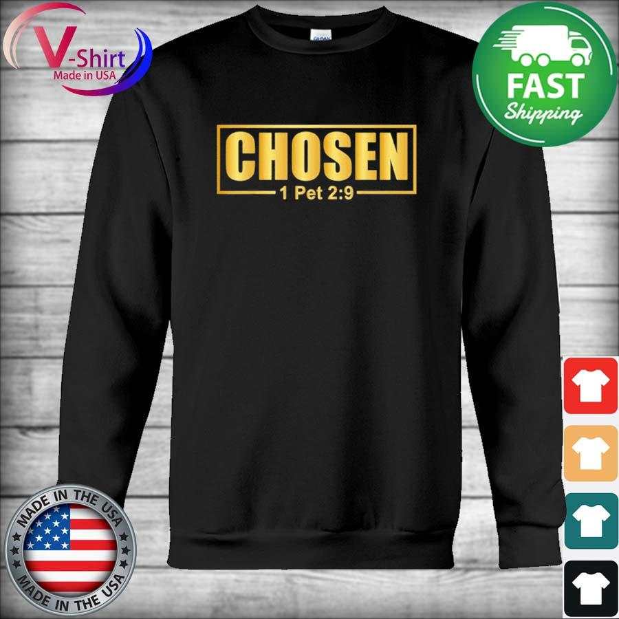 Official Chosen 1 Pet 2 9 Shirt Hoodie