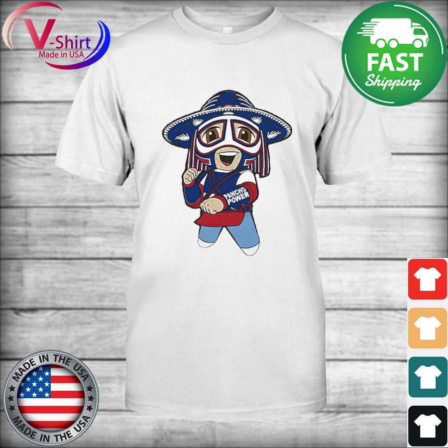 Buffalo Pancho Packs Shirt