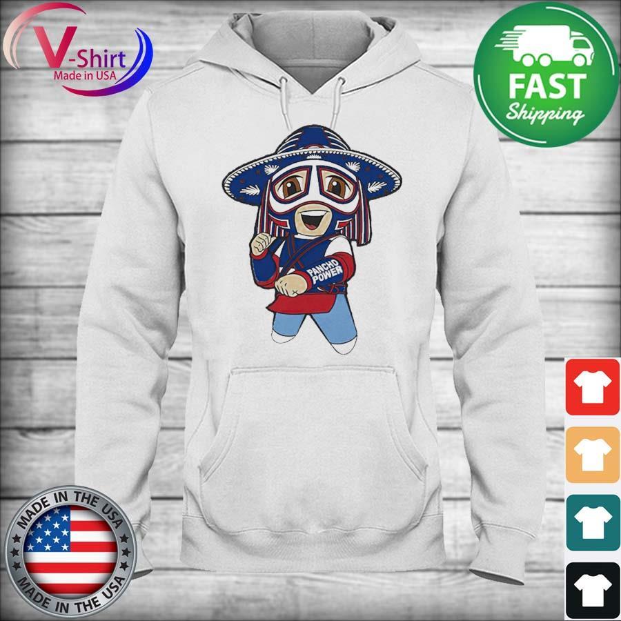 Buffalo Pancho Packs Shirt hoodie