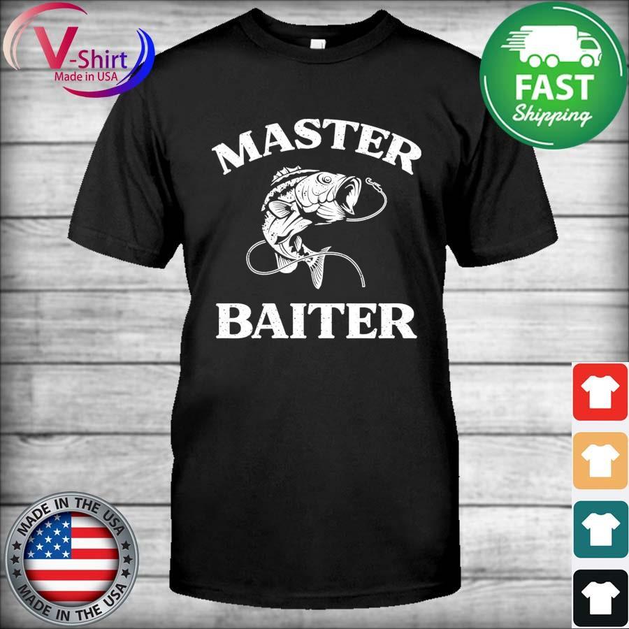 Fishing Master Baiter shirt