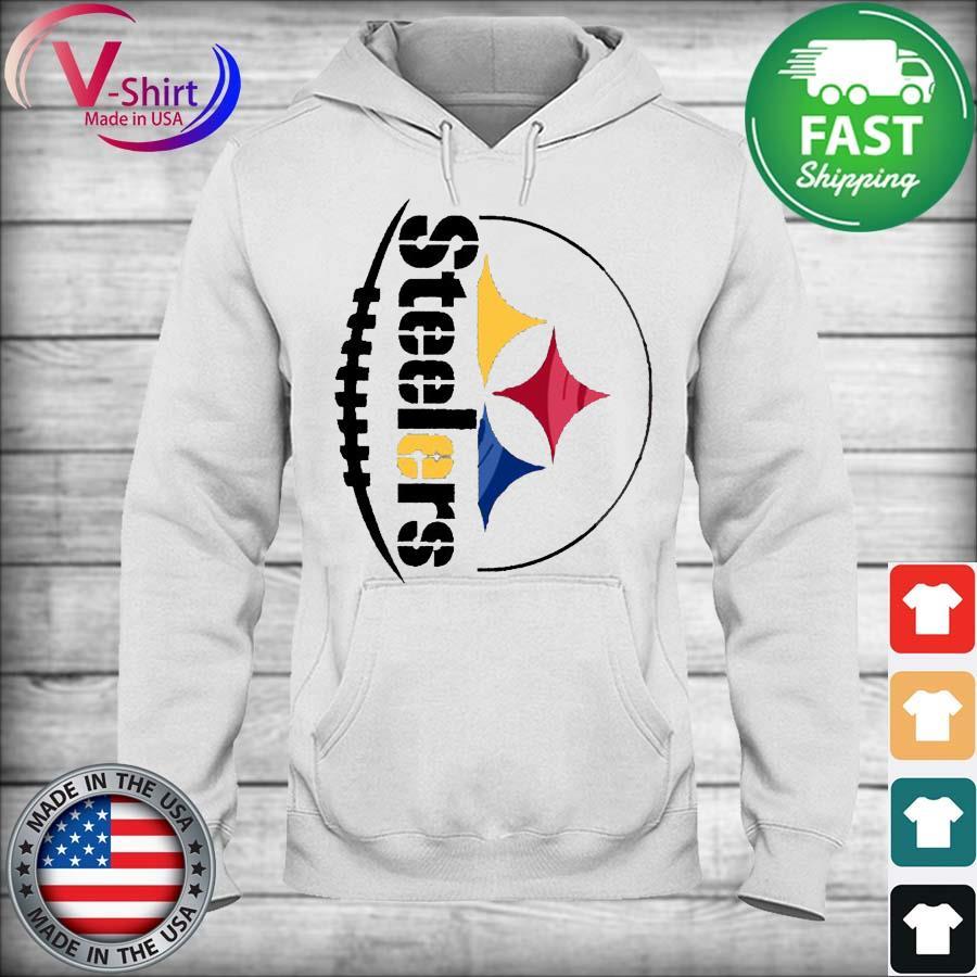 Pittsburgh Steelers Rugby s hoodie
