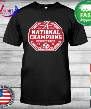 Alabama Crimson Tide National Champs 2020 2021 T-Shirt