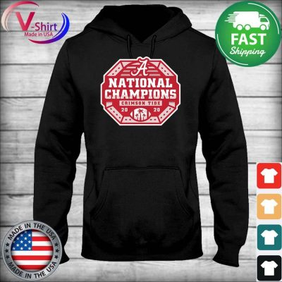 Alabama Crimson Tide National Champs 2020 2021 T-Shirt sweater
