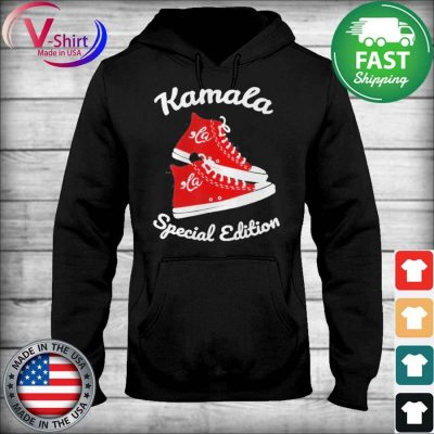 Comma La Funny Sneakers Kamala Special Edition tee Shirt sweater