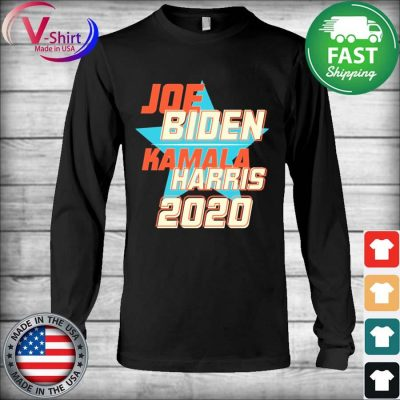 Joe Biden Kamala Harris 2020 President s Long Sleeve