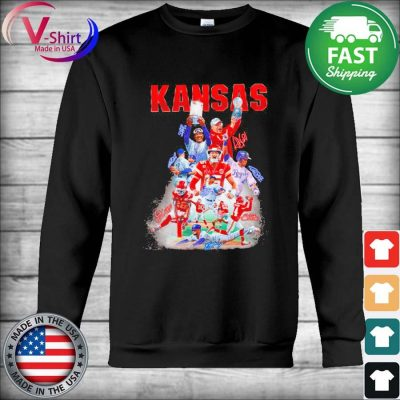 Kansas City Chiefs and Los Angeles Dodgers champions signatures s Hoodie