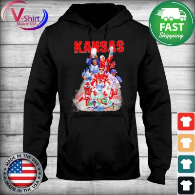 Kansas City Chiefs and Los Angeles Dodgers champions signatures s sweater