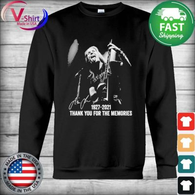 Official Alexi Laiho 1927 2021 thank you for the memories signature s Hoodie