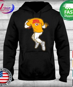 Official NFL Toddler Boys' Kansas City Chiefs Yard Rush II Graphic T-s sweater