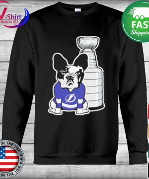 Official Tampa Bay Lightning '47 Harry the Dog Stanley Cup s Hoodie