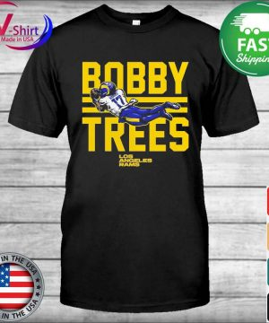 Robert Woods Los Angeles Rams Bobby Trees shirt