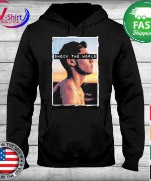 Ryan Garcia Merch Reflection Shock The World s sweater
