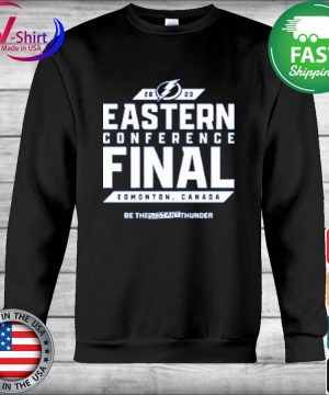 Tampa Bay Lightning 2020 Eastern Conference Final T-s Hoodie