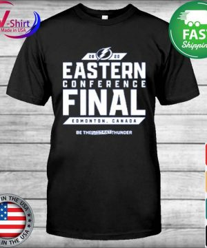 Tampa Bay Lightning 2020 Eastern Conference Final T-shirt