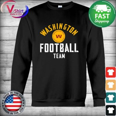 Washington Football Team Logo Shirt Hoodie