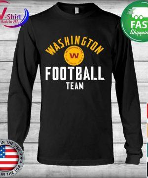 Washington Football Team Logo Shirt Long Sleeve